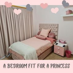 February is the month of love – so why not shower the little princess in your life with a bedroom makeover. This bedroom, although simple, must be one of our favourite makeovers 💕💗💕 For more information on our custom made furniture and curtains call Nikos on 011 268 0329/nikos@marysinteriors.co.za or pop in to our showroom at Shop 6A Illovo Square Shopping Centre. #mary #maryinteriors #interiordecorator #curtains #monthoflove #bespokefurniture #customcurtains Custom Made Furniture, Bespoke Furniture, Curtain Call, Custom Curtains, Little Princess, Showroom, Centre, February, Interior Decorating