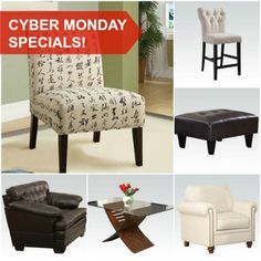 Cyber Monday deals are happening now at SHOP GAMINO! Up to 60% off - get your elegant furniture, fabric, and leather today! www.gaminodecor.com/shop