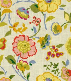 little girl something - Home Decor Print Fabric-SMC Designs Fantini Candy & home decor fabric at Joann.com