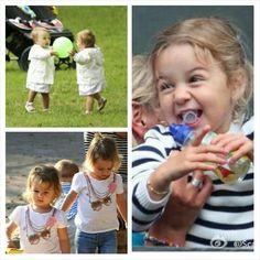 Roger Federer Twins girls