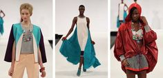 Charlene Hoon Pinyi, Universty of East London - I like the middle dress.