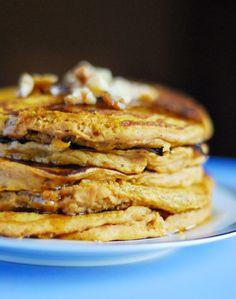 Good Morning Pumpkin! – Pancakes