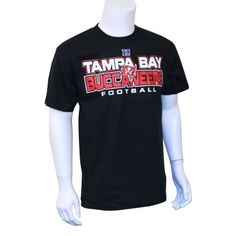 """NFL """"Football"""" Team Name and Logo T-Shirt by NFL. $17.95. Sport your favorite teams colors with this officially licensed printed NFL T-shirt. Makes a great gift for any NFL fan."""