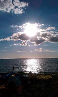 Taken from Venice Florida Beach