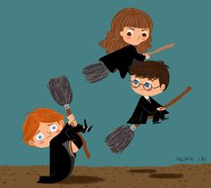 Broom Ride