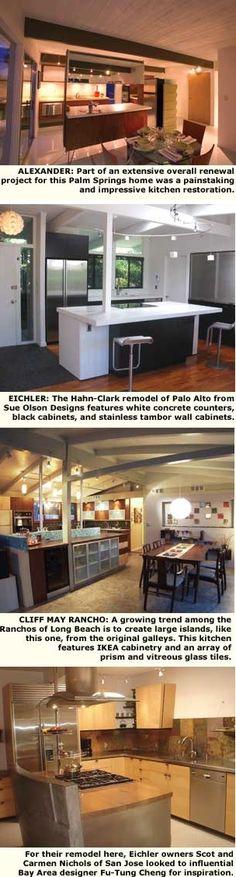 eichler kitchen remodel blogs