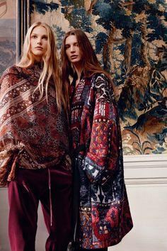 Women's Outfits : Chloé Pre-Fall 2016 Fashion Show Fall Fashion 2016, Fashion Week, Autumn Winter Fashion, Boho Fashion, Fashion Show, Fashion Design, Fashion Trends, Fall Winter, Latest Fashion