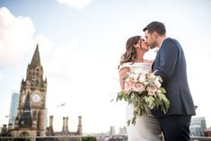 A Sophisticated Wedding at King Street Townhouse