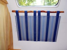 curtain rods, metal strip with magnets to seal the bottom