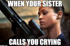 Sibling Memes - Use these funny sibling images to troll your brothers and sisters or share sibling day memes. Enjoy these fun memes about siblings. Funny Sister Memes, Brother Memes, Little Brother Quotes, Cousin Quotes, Older Sister Quotes, Sister Humor, Nephew Quotes, Mother Quotes, Love My Sister