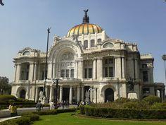 Bellas Artes Mexico DF