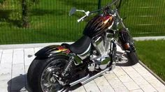 This is definitely the most beautiful Suzuki Intruder 1400 build you'll ever…