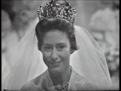 Princess Margaret Countess of Snowdon | Princess Margaret,Countess of Snowdon on her wedding day. | British ...
