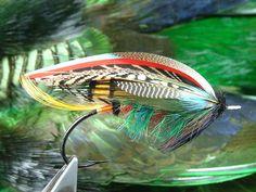 The Jimmy Dunn Salmon Fly