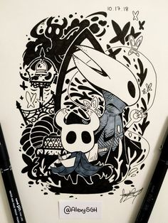 My personal work: drawings, sketches, doodles, pixel art and WIPs Character Illustration, Illustration Art, Dessin Old School, Knight Tattoo, Hollow Night, Hollow Art, Graphisches Design, Knight Art, Fan Art