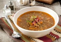 Easy French Lentil Soup in Less Than 1 Hour