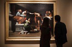Il giovane Ribera nelle sale del Museo di Capodimonte | © Machi di Pace