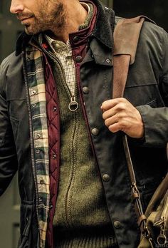 Season Jackets - Barbour for Land Rover - Collection 2015 Being the garment  of the season has many good things 585106a1c60e