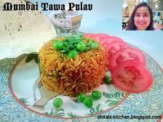 Shital's-Kitchen: Mumbai Tawa Pulav