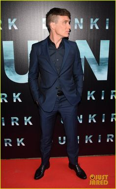 Cillian Murphy — 'Dunkirk' Premiere in Dublin 17 July 2017 #CillianMurphy #Dunkirk