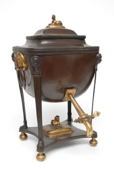 The Bowes Museum: Tea Urn, early 19th century