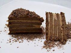 Caserissimo - recetas fáciles y sabrosas: CHOCOTORTA A MI MANERA