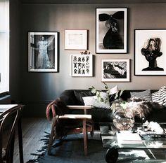 Lotta Agaton's livingroom