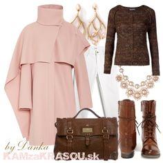 netradičný kabát #kamzakrasou #sexi #love #jeans #clothes #coat #shoes #fashion #style #outfit #heels #bags #treasure #blouses #dress
