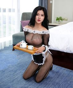 New Porn Women Lingerie Sexy Hot Erotic Maid Role Play Bondage Erotic Lingerie Porno Costumes Strap Sexy Maid Costume Cosplay