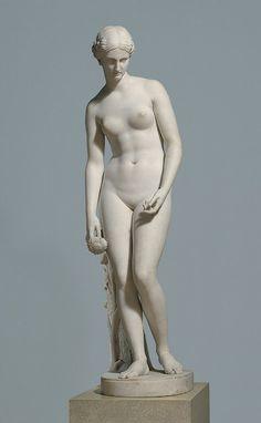 La Nymphe Clytie - William Henry Rinehart 1870 Métropolitan Muséum of Art New York
