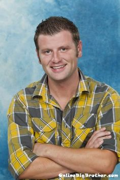 Big Brother 15 House Guest Judd Daughtery. I can't believe he got voted off!