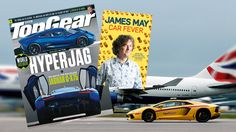 New Top Gear magazine: Jaguar hypercar world exclusive! Free James May book!