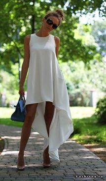 Как сшить летнее платье   Выкройки онлайн и уроки моделирования