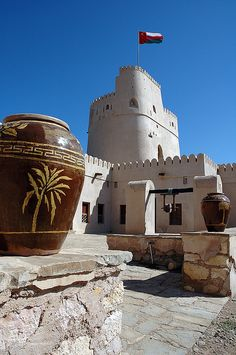 Forts by Oman Tourism, via Flickr