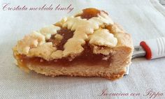 crostata morbida bimby