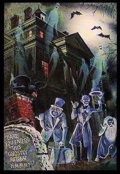 The Haunted Mansion Disney