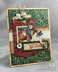 alle producten van Graphic 45 zijn te koop bij www.hetcreatievezwaantje.com