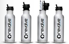 Available in three colors for $39.95 at Revolve, or if you have a compatible bottle already, the filter unit is available separately, for $24.95.