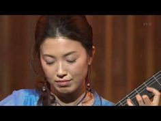 Kaori Muraji : Roland Dyens -Saudade No 3 I'm not that familiar with guitar repertoire, but this is lovely.