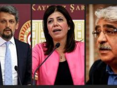 HDPnin anayasa komisyonu üyeleri belli oldu