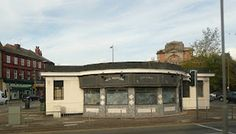 Penny Lane Bus Station. Old Photos of Liverpool, Maps and Liverpool History eBooks