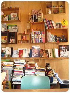 Joyful Book Cafe