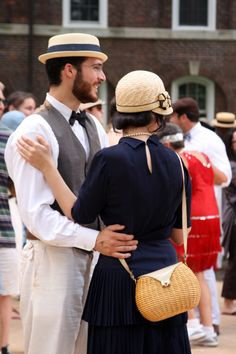 Governors Island Jazz Age Lawn Party 8