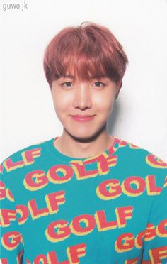 [Love Yourself pc scan]•제이홉•@guwoljk