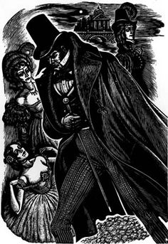 Wood engraving for a U. edition of Jane Eyre ( Charlotte Brontë )by Fritz Eichenberg. Emily Bronte, Charlotte Bronte, Jane Eyre, Great Books, Wood Engraving, The Real World, Book Authors, Fantastic Beasts, Dark Art