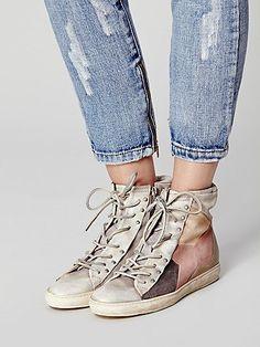 Sabin Sneaker nice neutrals