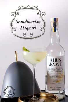 Daiquiri Cocktail, Japanese Whisky, Recipe Ratings, Simple Syrup, Rum, Vodka Bottle, Scandinavian, Cocktails, Craft Cocktails