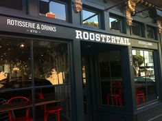 Roostertail in San Francisco, CA