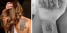 There are various reasons why people prefer animal designs as tattoos. One of them might be they find common characteristics with themselves, another one is surely different meanings they represent. For example, elephant symbolizes strength, empathy and faith. It also mental strength in Buddhism. Elephant tattoos are inked in realistic form, minimalistic shape, watercolor and […]