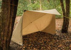 Wayland Shelter-1--nice tarp set-up (from ravenlore.co.uk)